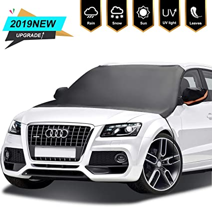 Adoric Windshield Snow Cover for All Season Protection
