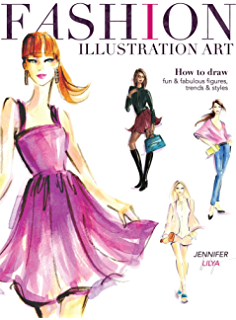 Amazon Com Master Fashion Sketches In 9 Days Even If You Don T Know