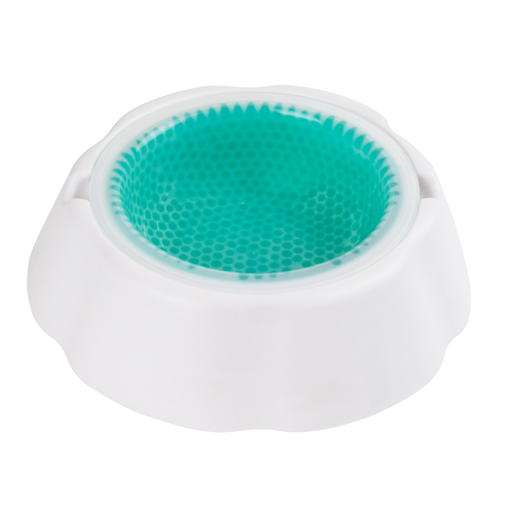 PETMAKER Ice Water Pet Bowl Stays Cool & Frosty for 8 Hours