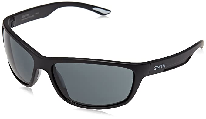 Smith Journey IR 003 63, Gafas de Sol Unisex Adulto, Negro (Matt Black