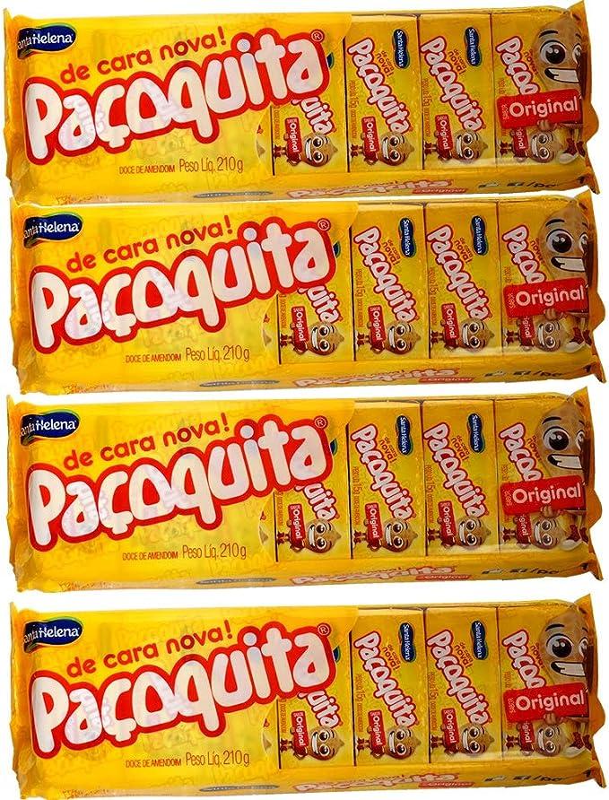 パソキッタ ミニ 15g×14個×4パック 計840g ピーナッツ菓子