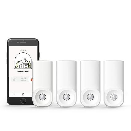 Kangaroo Home Security Motion Sensor: Wireless WiFi Motion Detector - App-Based – Insurance