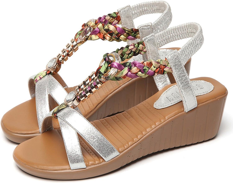 Special-Shop Sandals Flat Casual Shoes Tendon Bottom Sandals