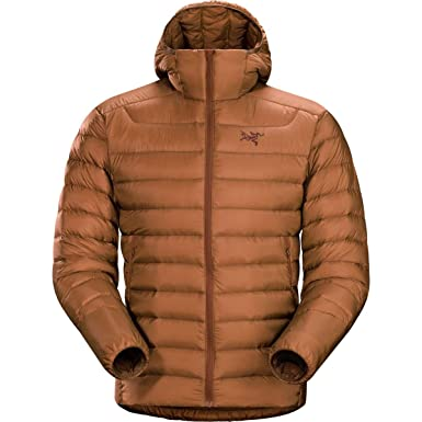 Arcteryx M cerium LT Hoody - loam - -ligero calientes Hombre Core Loft? Chaqueta Aislante, marrón, extra-large: Amazon.es: Deportes y aire libre