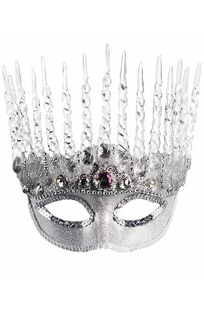 Forum Novelties Ice Queen Adult Mask winter costume