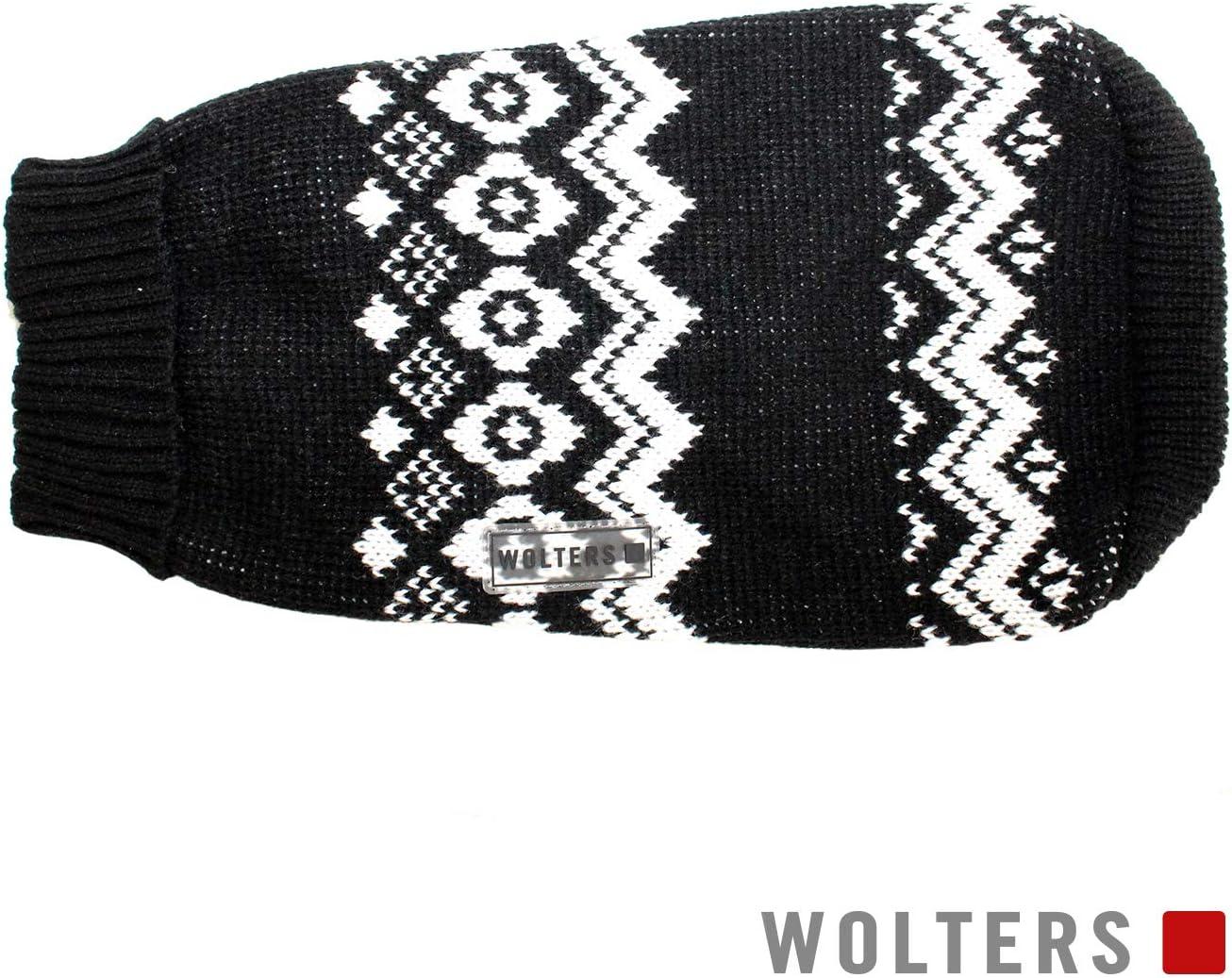 versch Wolters Norweger Pullover f/ür Hunde XL Farben Hundbekleidung XS