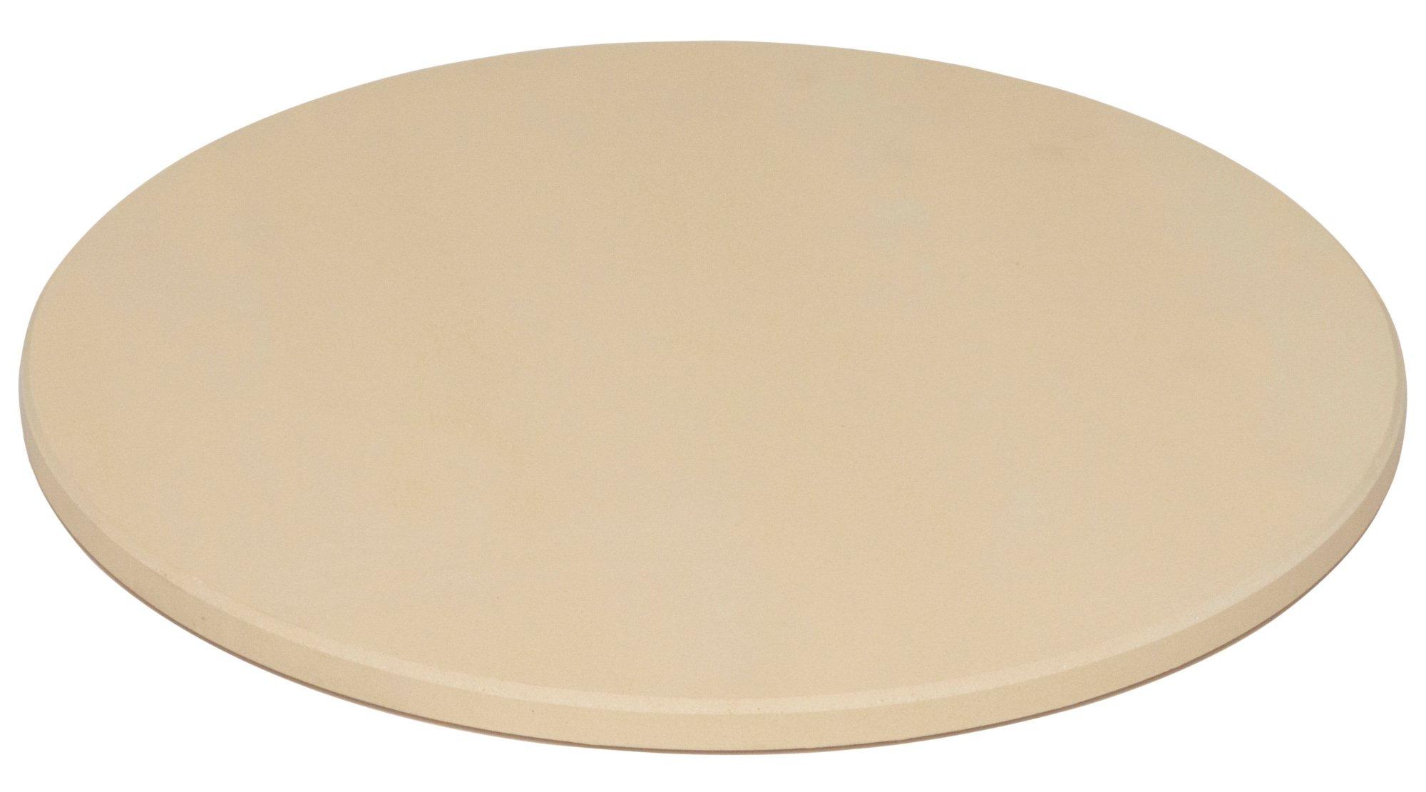 Saffire Grills SGES-FS16 XL Fire/Pizza Stone, 23'', Ceramic by Saffire Grills
