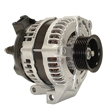 ACDelco 334-2954A Professional Alternator Remanufactured