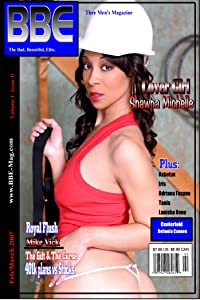 BBE Volume 1 Issue 2: Back Issue (Shawna Michelle cover)