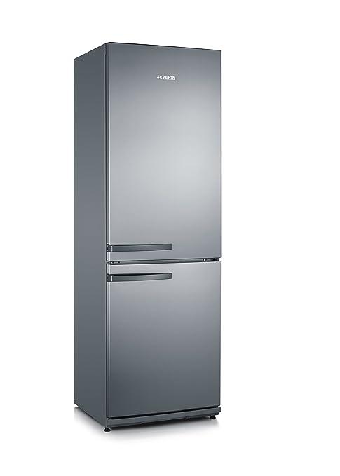 Severin - KS 9864 - Frigorífico/Congelador con Tecnología No-Frost ...