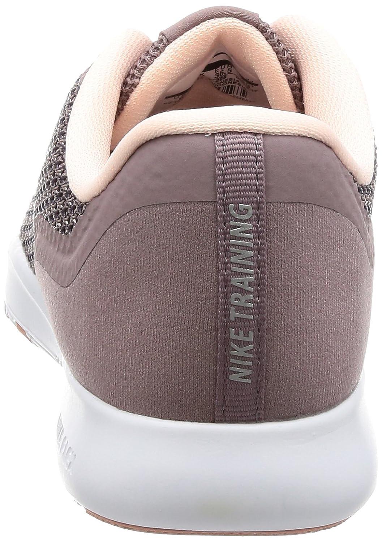 f5aff370ed4cd Nike Damen Flex Trainer 7 Bionic Sneakers Basses Femme Gris Taupe ...