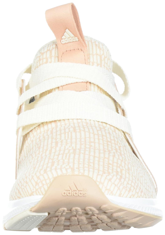adidas Women's Edge Lux W Running Shoe B0714BHY13 7.5 B(M) US Ash Pearl/Chalk White/Chalk Coral