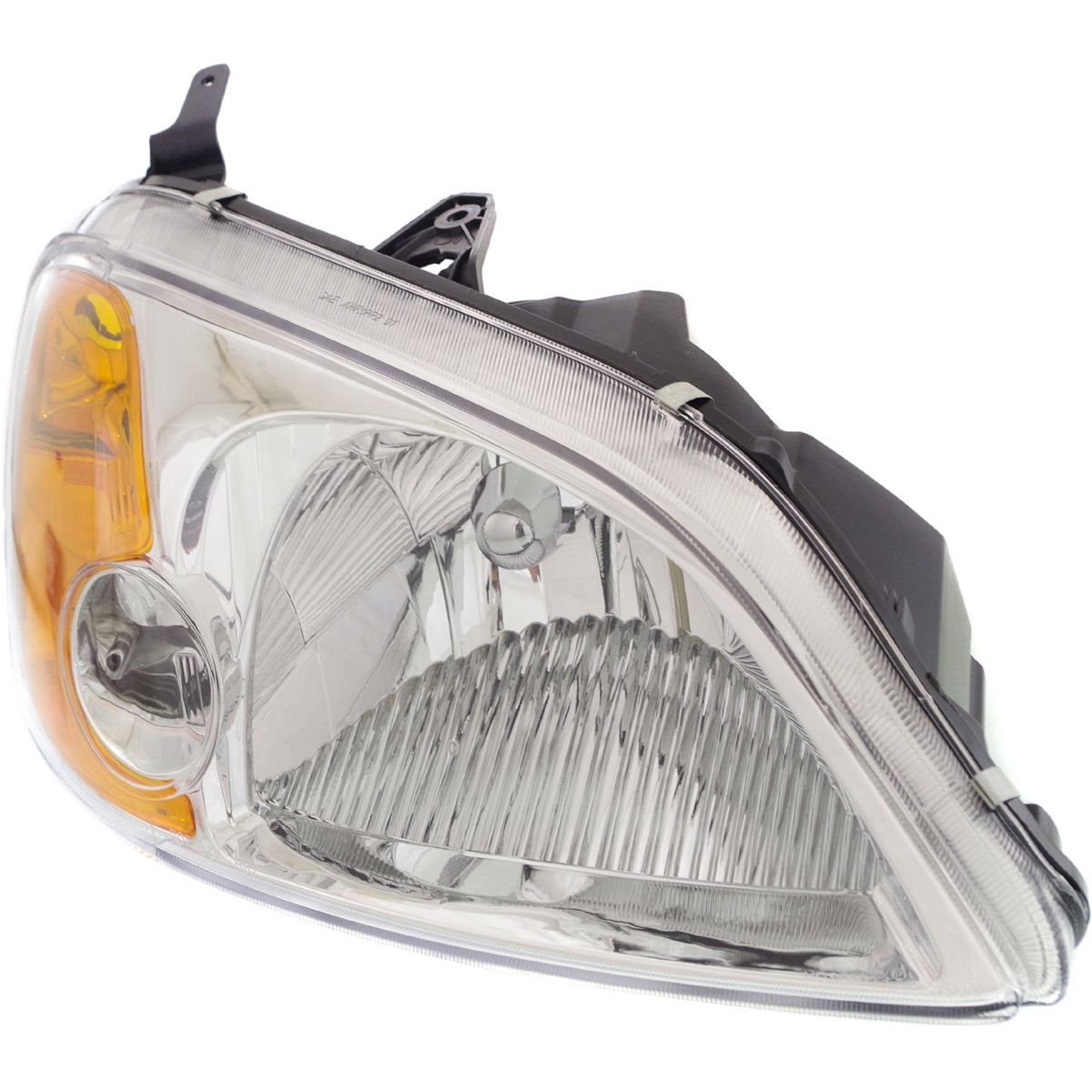 Genuine Honda Parts 33101-S01-A02 Passenger Side Headlight Assembly Composite