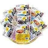 ヘルシー煮魚セット10Pセット 栄養たっぷり青魚の煮魚そのまままるごと骨まで食べられます。【敬老の日ギフト・お誕生日プレゼントにも!配送指定OK!】