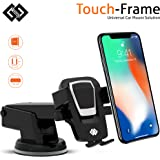 TAGG Touch Frame Car Mount, Premium Car Mobile Holder
