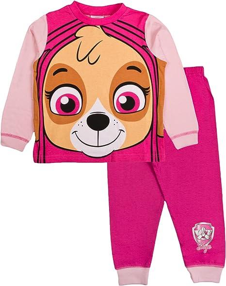 TDP Paw Patrol Boys Pyjamas Toddler Character Kids