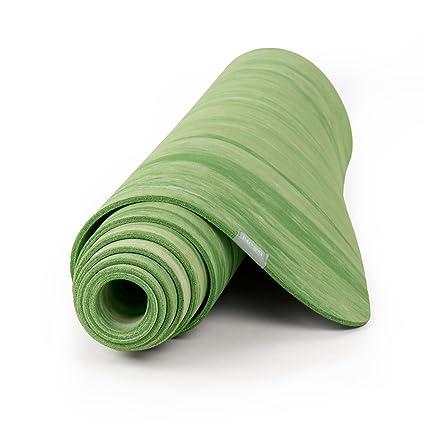 Esterilla de yoga de caucho natural Diamond Marbled, Super ...