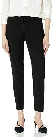 Calvin Klein Women's Slim-Fit Suit Pant