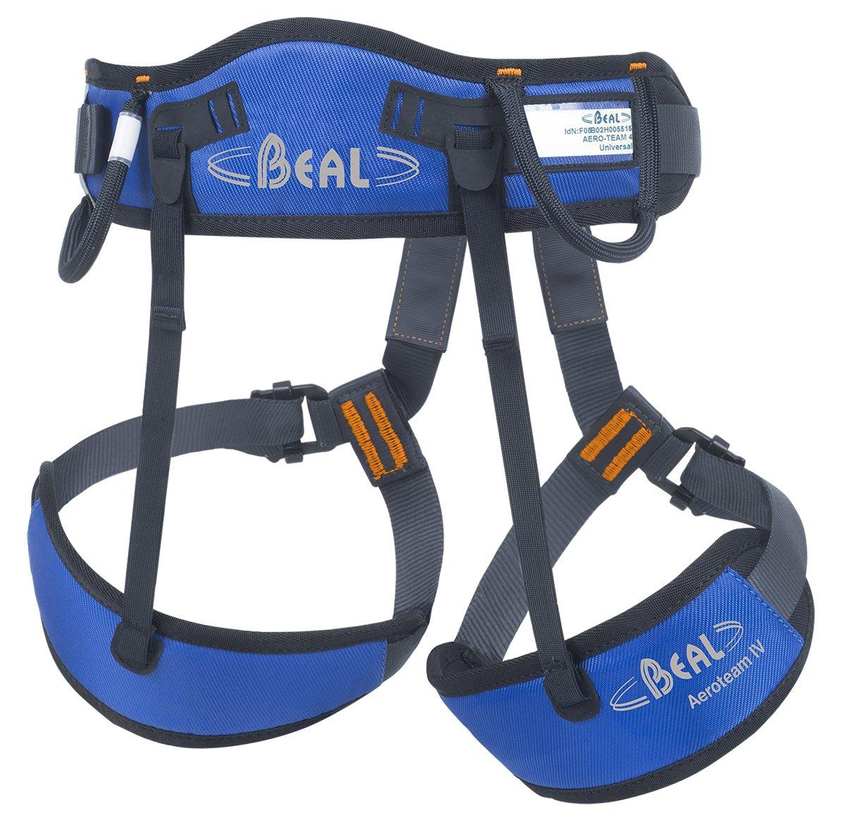 Baudrier BEAL AEROTEAM IV Bleu BEALB|#Beal BHA