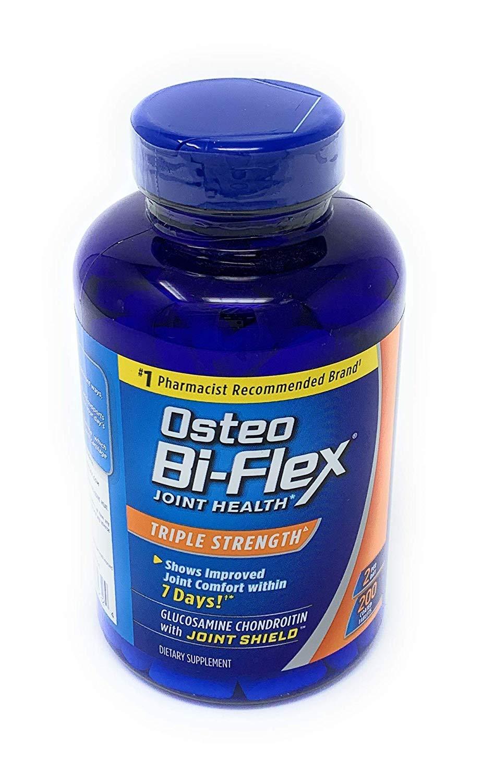 Osteo Bi-Flex Triple Fuerza, 200 Tabletas (Osteo Bi-Flex ...