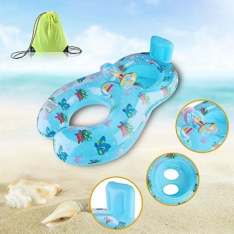 GWOKWAI Baby Bathtub Portable Collapsible Newborn Bath Tub Safe Non Slip Bathing Tub for Home Infant Boy Girl Lave