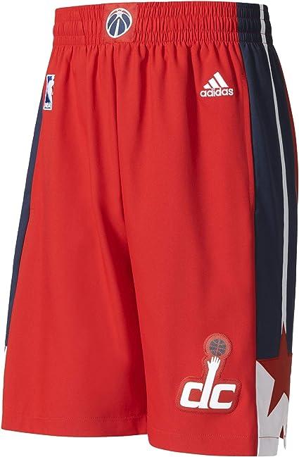 adidas Intnl Swingman NBA Wizar Short de Basket Ball pour