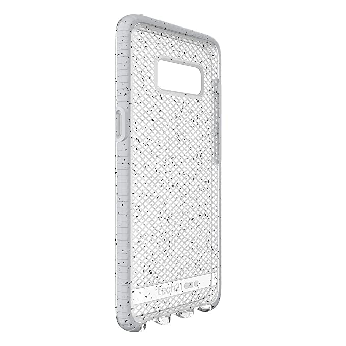 buy online ccf6e 363ac Evo Check Active Edition For Samsung Galaxy S8 Clear/Spotted Black