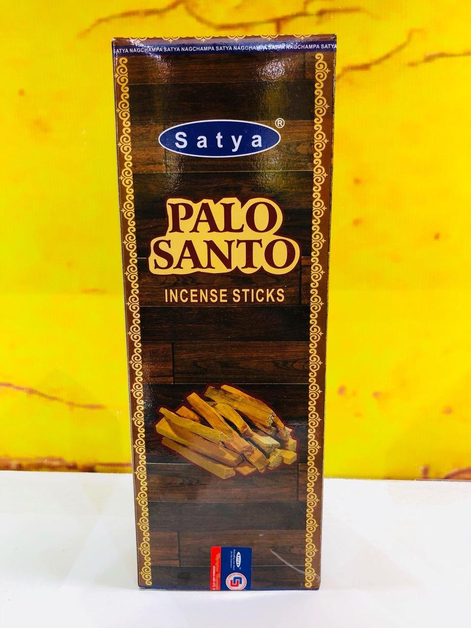 大人気の Satya | : Palo Santo Incense Sticks Incense | 6パックX 20 6パックX Sticks各|ボックスの120 Sticks B07FKRC9JN, 【代引可】:92885532 --- egreensolutions.ca