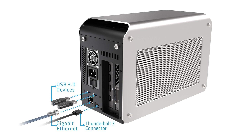 Sapphire 34263-02-52G Gearbox Thunderbolt Retail: Amazon.es ...