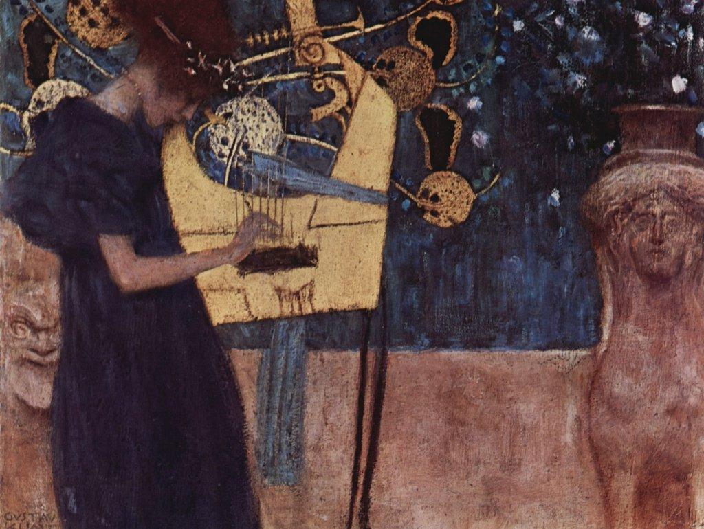 Lais Puzzle Gustav Klimt - Die Musik 2000 Teile
