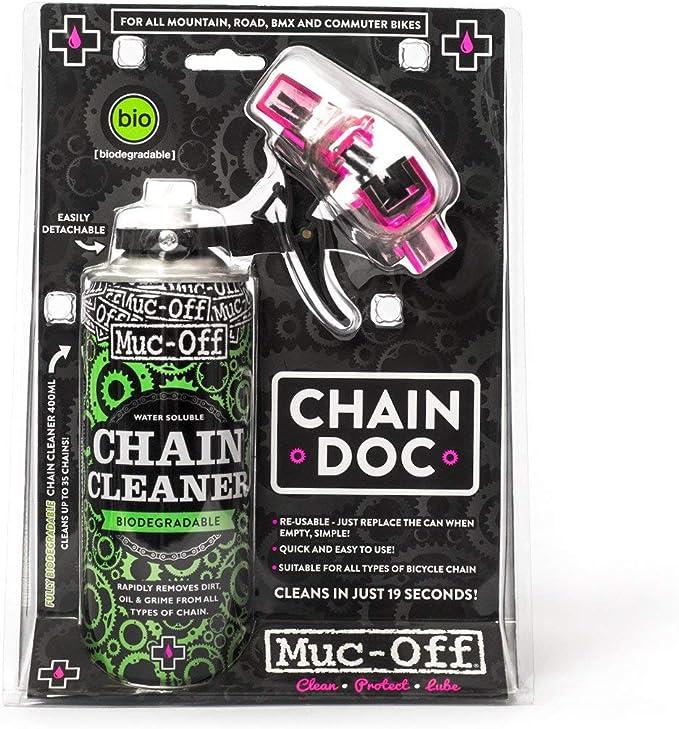 Muc-Off Limpiador Cadena Chain Doc 2016 Limpiador Bicicletas ...