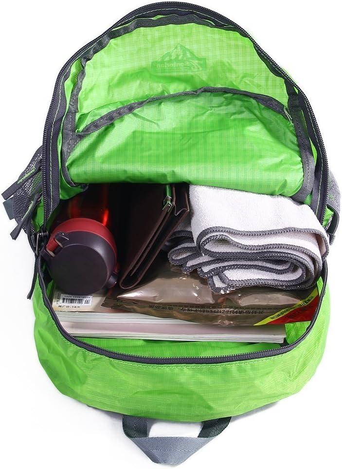 /école Sport S2212 Camping Randonn/ée EGOGO Multifonctionnel Sac /à dos de Sport Ultra-L/éger//Sac imperm/éable//Sac Pliabl de Voyage