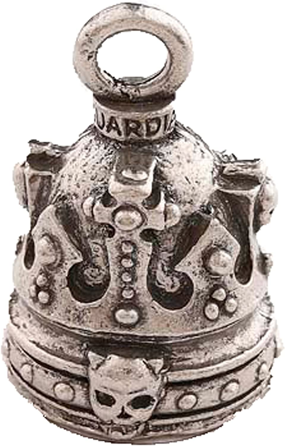 CLADDAGH Guardian Bell Motorcycle Harley Accessory HD Gremlin NEW Riding Bell Key Ring