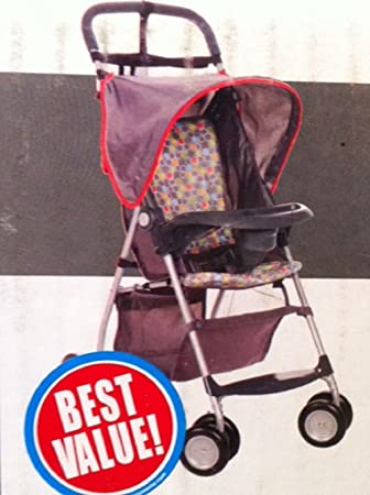 Cosco Umbria Stroller with Canopy & Amazon.com : Cosco Umbria Stroller with Canopy : Baby