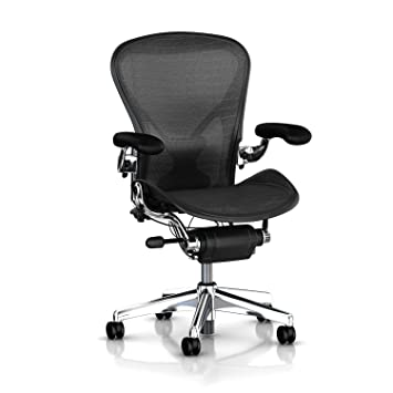 Amazon.com: Executive Aeron Chair by Herman Miller - Official ...