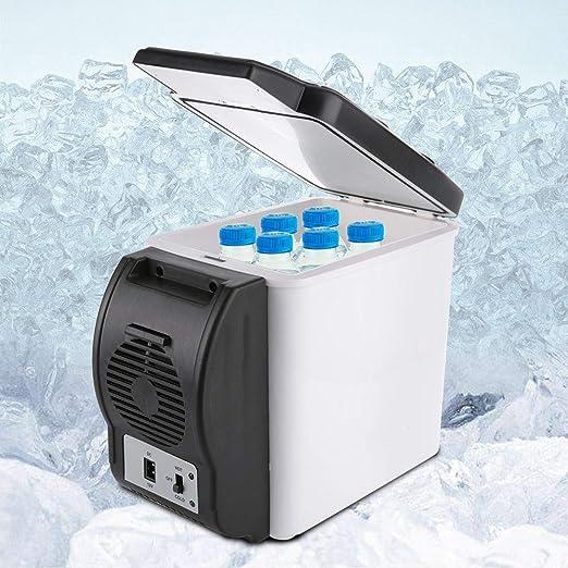 Mini Refrigerador Compacto Refrigerador/Calentador Portátil Nevera ...