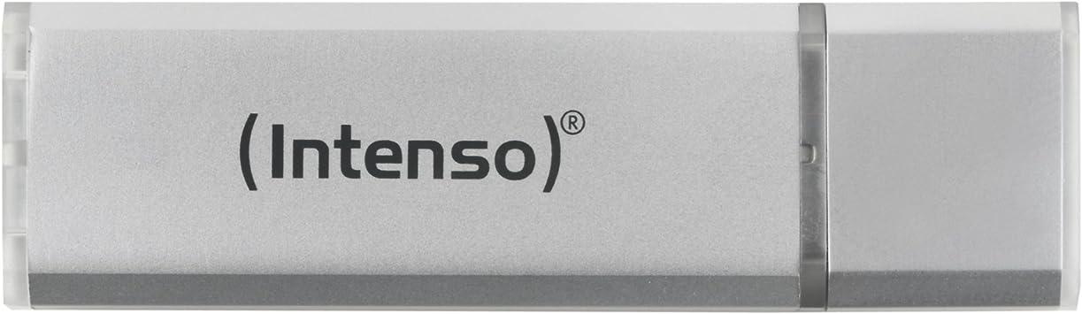 Intenso Ultra Line 32 Gb Usb Stick Usb 3 0 Silber Computer Zubehör