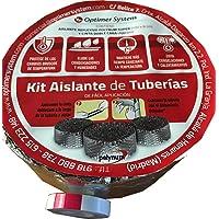 Aislamiento tuberias/Aislante tuberias - 10 x 0,08 m