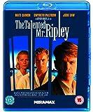 The Talented Mr. Ripley [1999] [Blu-ray]