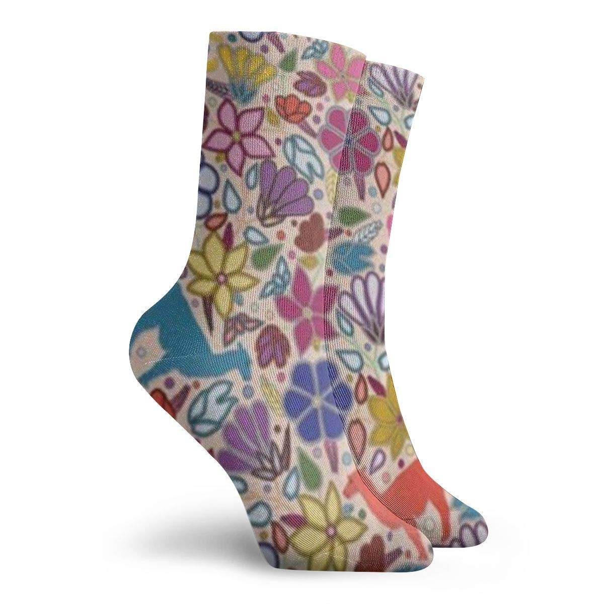 Jokerbilibili Peruvian Llamas Unisex Print Athletic Quarter//Ankle Running Hiking Socks-Weekend Lounge Short Crew Socks