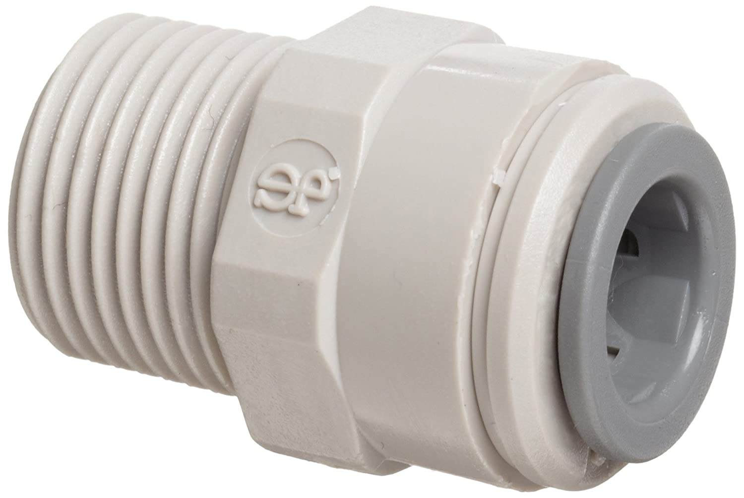 Universal Adapter Fitting 1//8 BSP Male PT to 4AN Male Straight