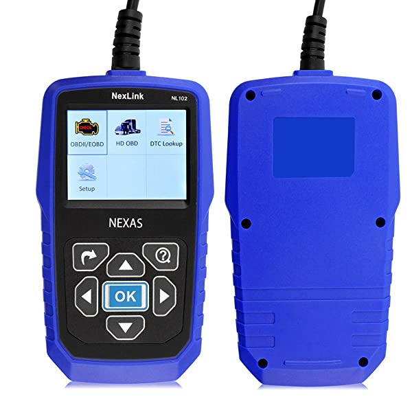 NEXAS NL102 Plus Heavy Duty Truck Diagnostic Scanner