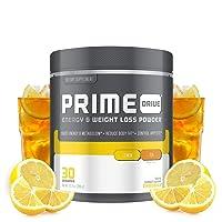 Complete Nutrition Prime Drive Energy & Weight Loss Powder, Lemon Tea, Increase...