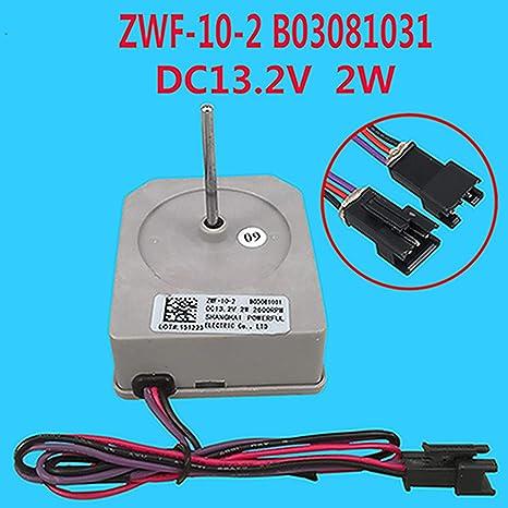 SHEAWA ZWF-10-2 B03081031 DC Motor de ventilador para Hisense ...