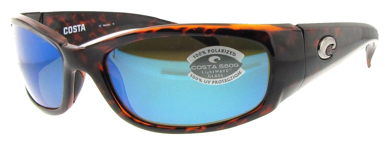 Costa del Mar Hammerhead tortuga azul 580 lente de cristal gafas de sol polarizadas: Amazon.es: Ropa y accesorios