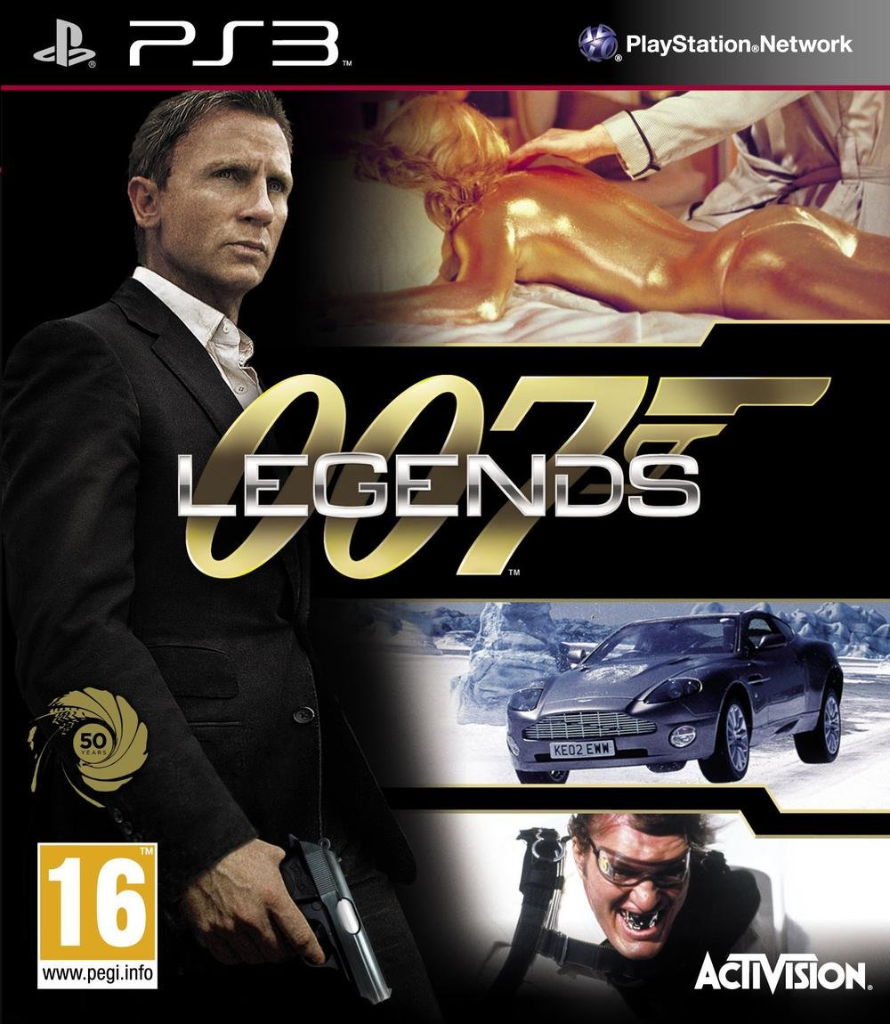 007 Legends [PS3] | Activision