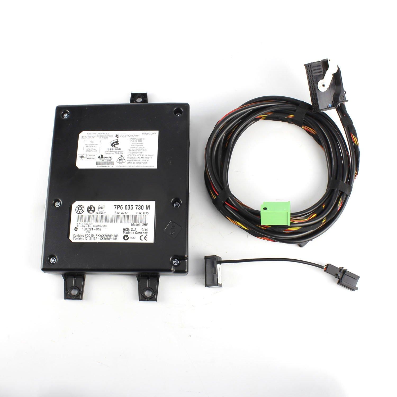 Bluetooth 9W7 7P6 035 730 M for VW RNS510 RCD510 Jetta Golf
