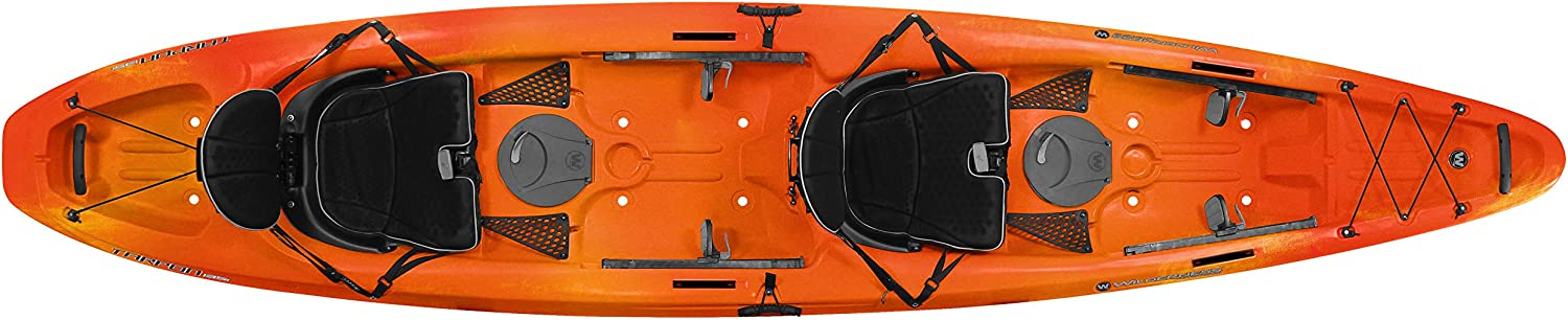 Best Tandem Kayak for Large Person: Reviews and Buying Guide