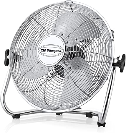 Orbegozo 16924 Ventilador industrial Power Fan, aspas metálicas de ...