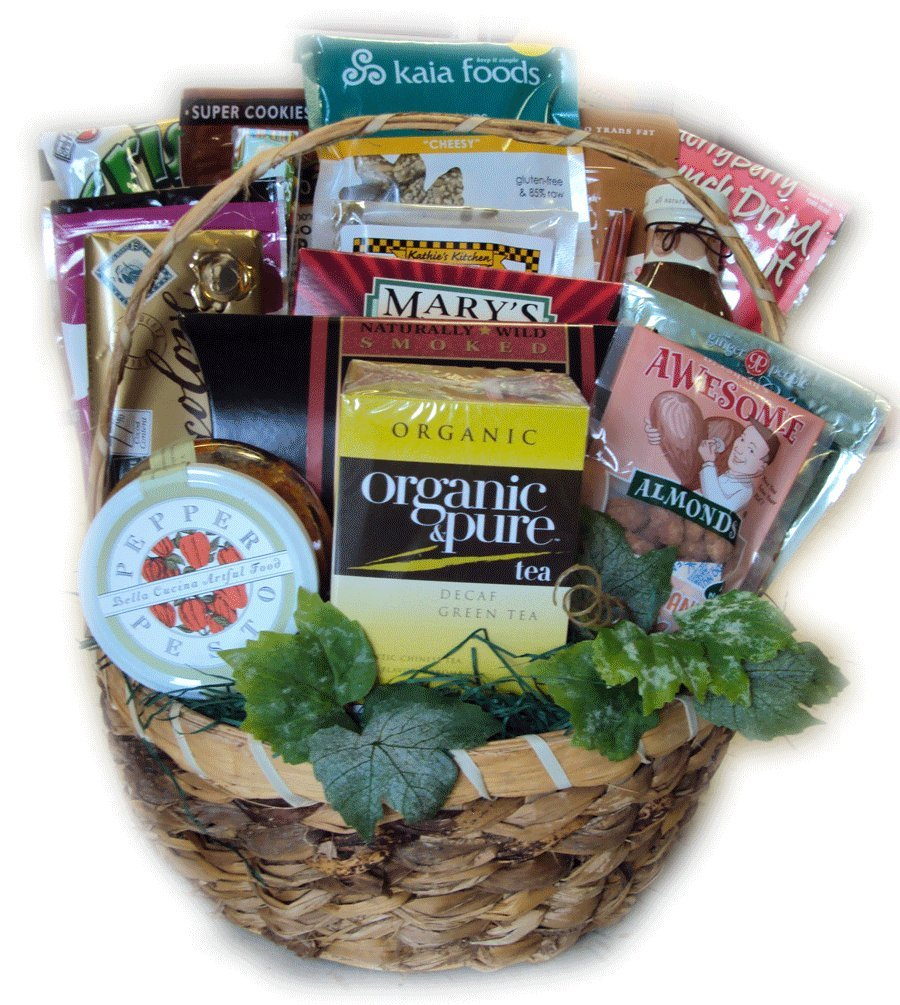 Get Well Gift Basket - Post Surgery Pain Relief by Well Baskets by Well Baskets